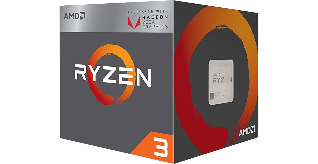 Procesor CPU AMD Ryzen 3 2200G 3,5GHz YD2200C5FBBOX