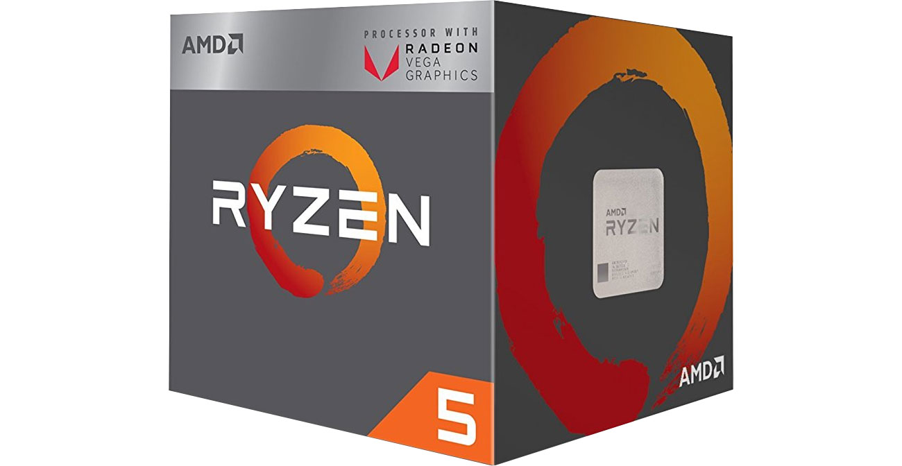 Procesor CPU AMD Ryzen 5 2400G 3,6GHz YD2400C5FBBOX