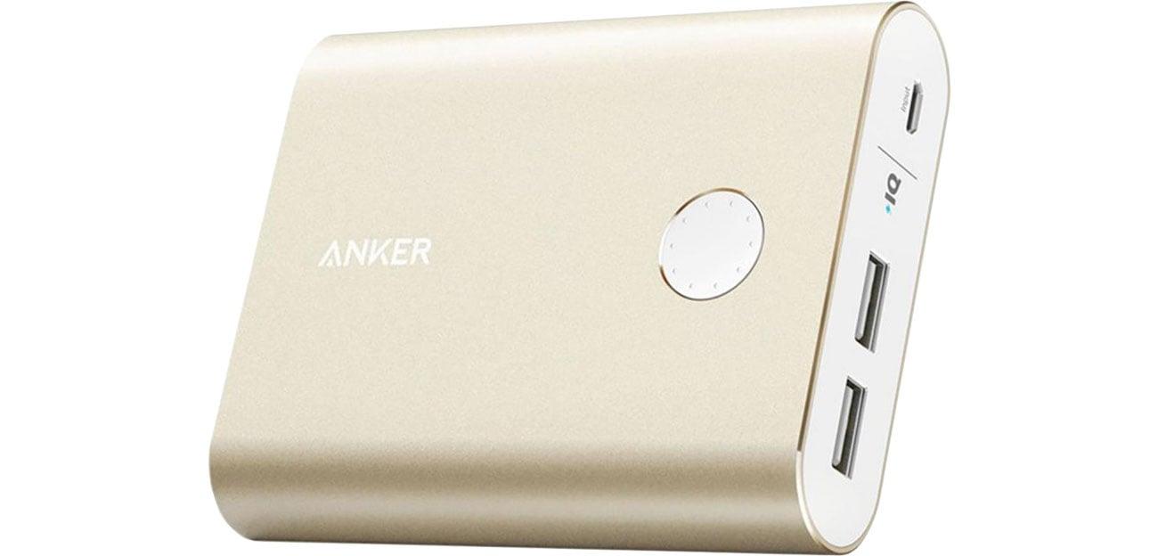 Powerbank Anker PowerCore + 13400 mAh A1316HB1