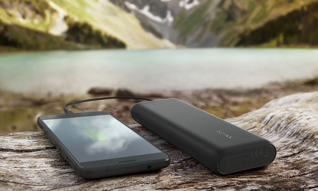 Powerbank Anker PowerCore Speed 20000 PD