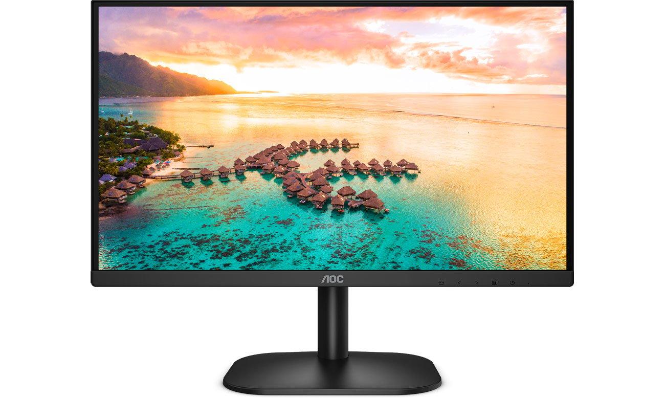 Monitor LED 24'' AOC 24B2XH