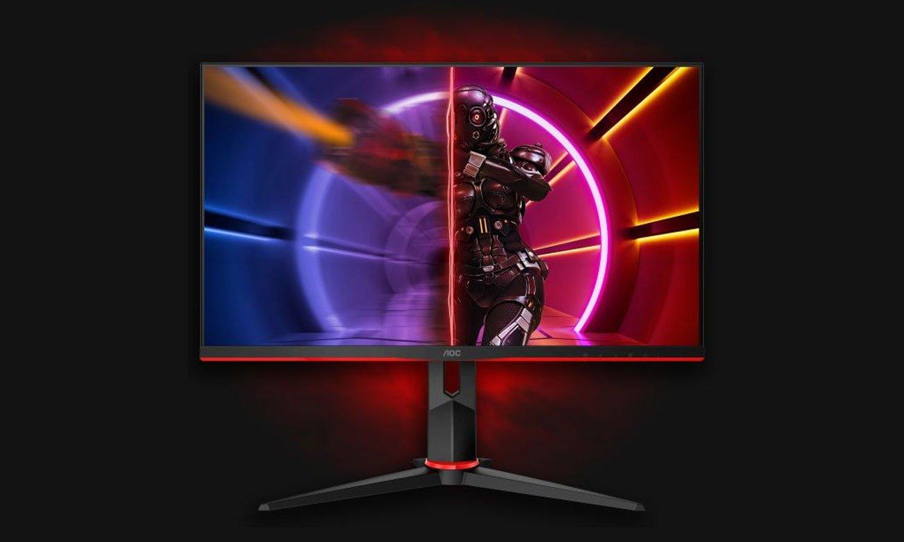 Monitor gamingowy AOC 24G2U