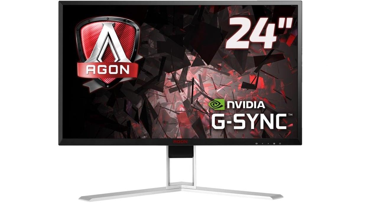 AOC AGON AG241QG NVIDIA G-SYNC