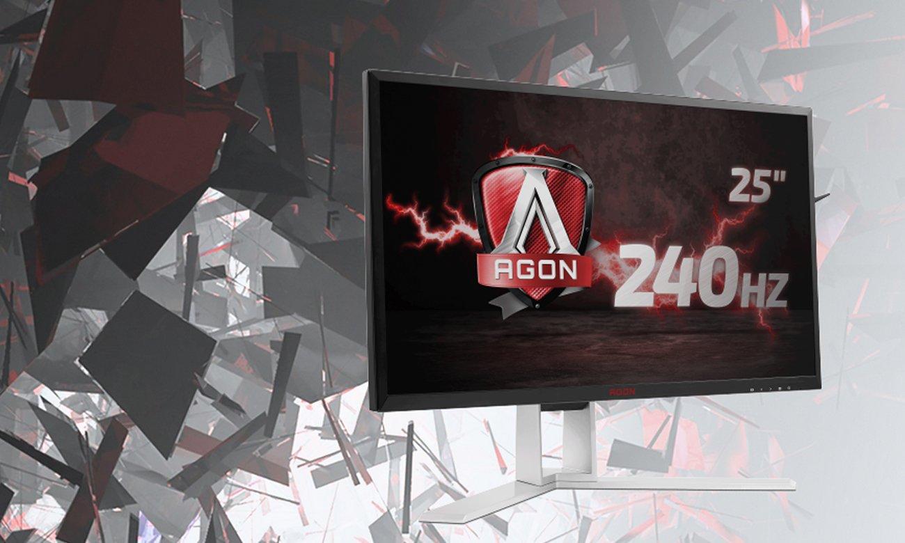 AOC AGON Monitor Dla Graczy