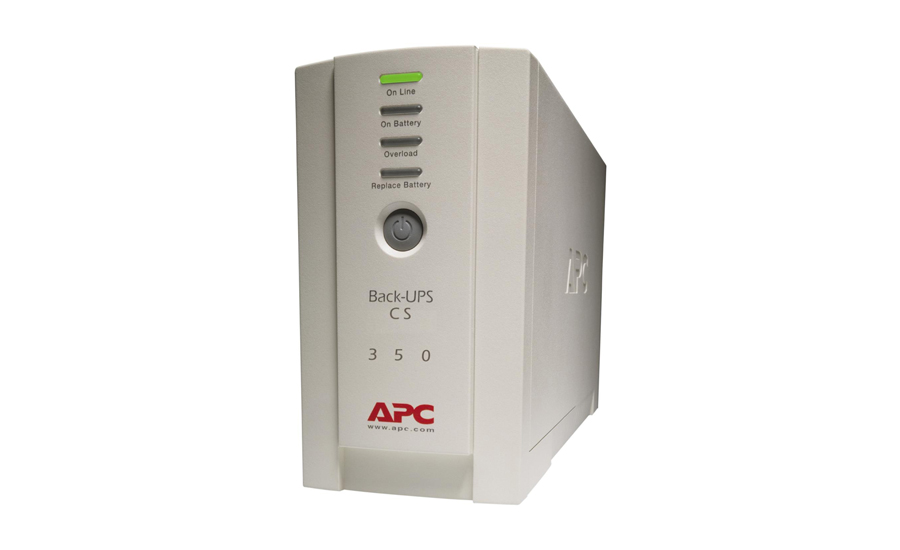Zasilacz awaryjny UPS APC APC Back-UPS CS 350VA BK350EI