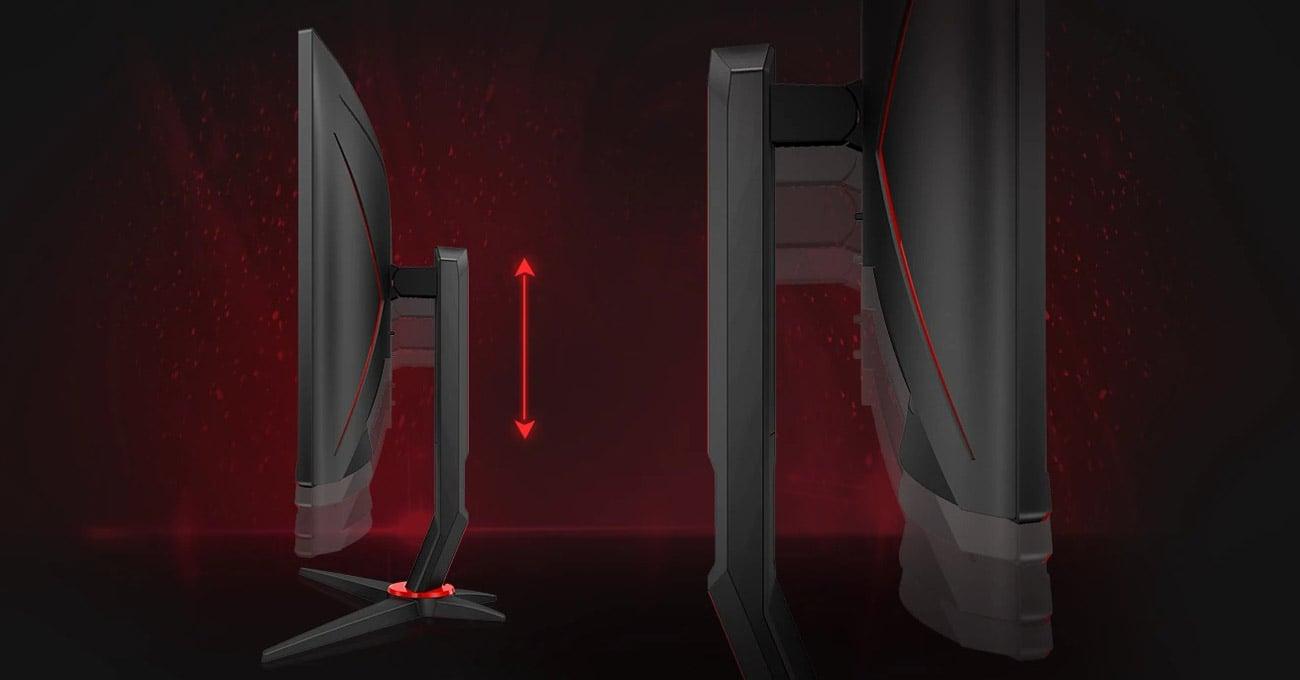 Monitor dla gracza AOC C27G2U Curved