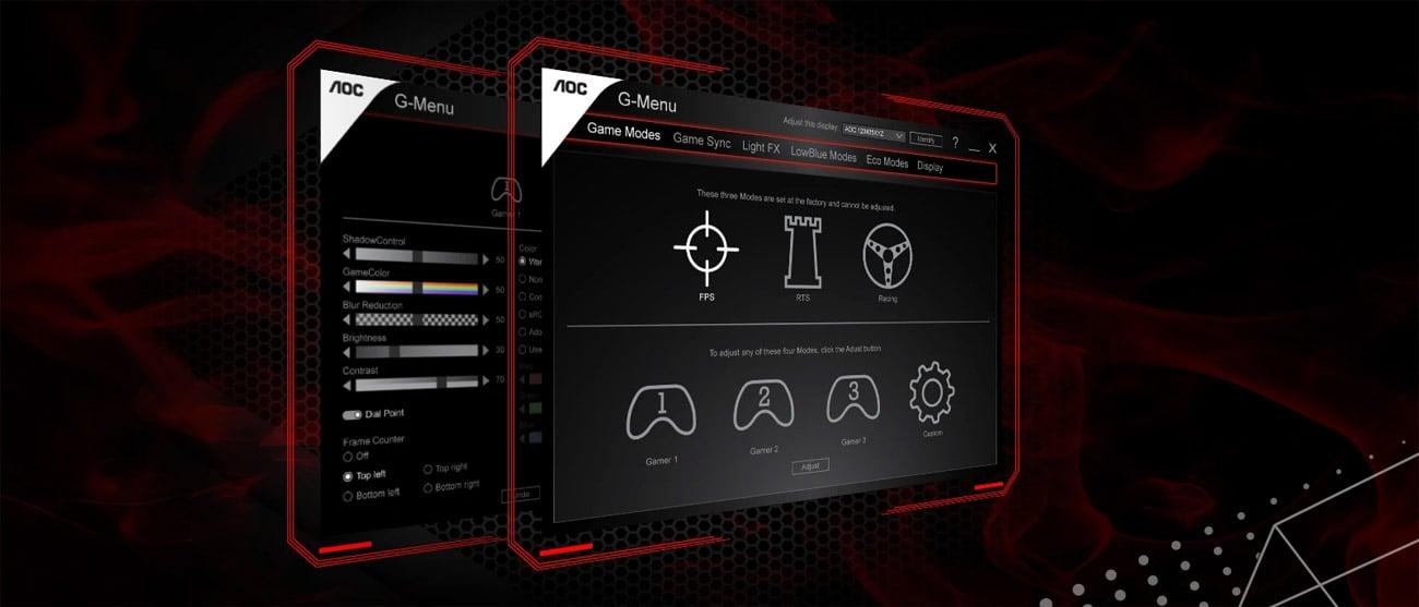 Monitor dla graczy AOC CQ32G2SE Curved