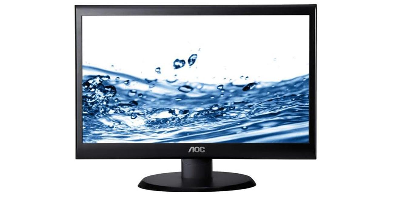 Idealny do domu i biura monitor AOC E2270SWDN