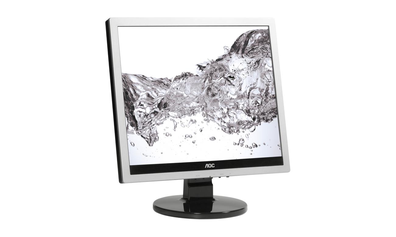 Idealny do domu i biura monitor AOC E719SDA