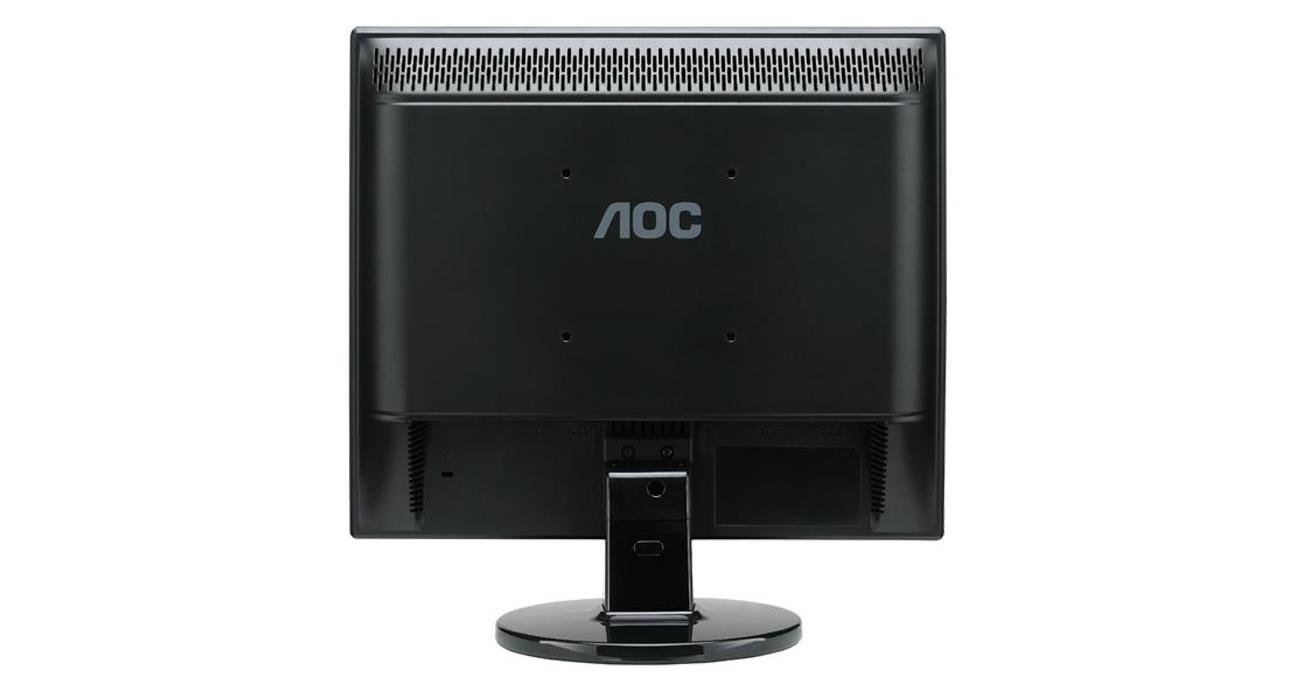 AOC E719SDA Montaż na ścianie