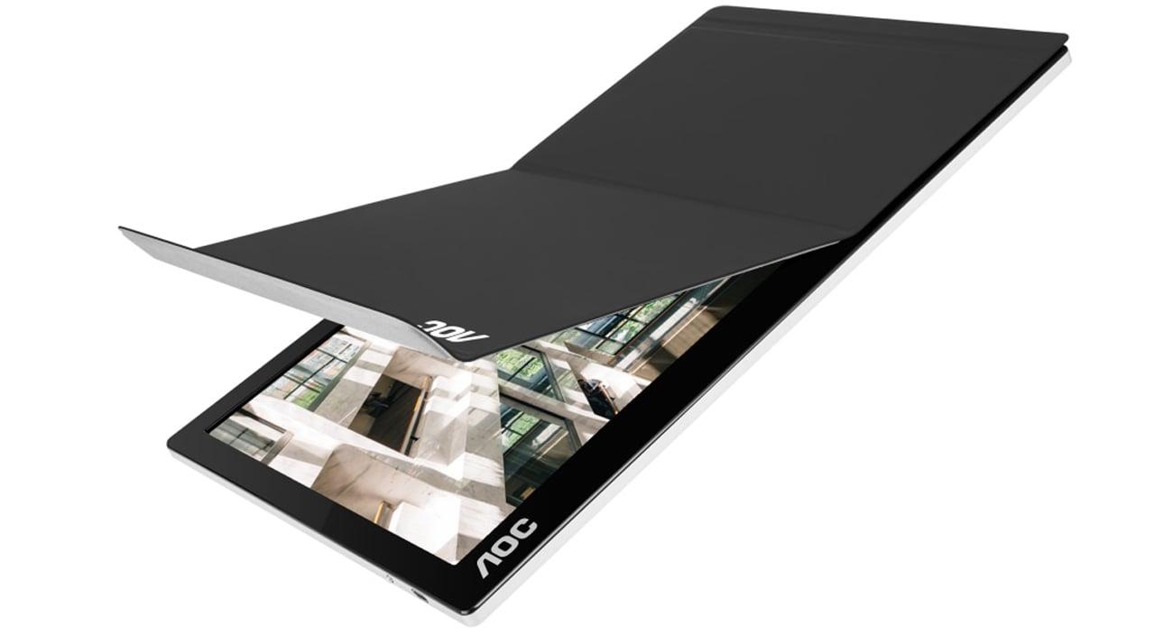 AOC I1601FWUX Obracanie Ekranu