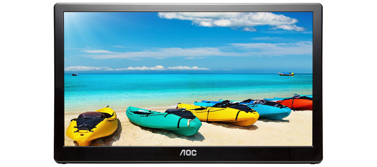 AOC I1659FWUX Rozdzielczość Full HD