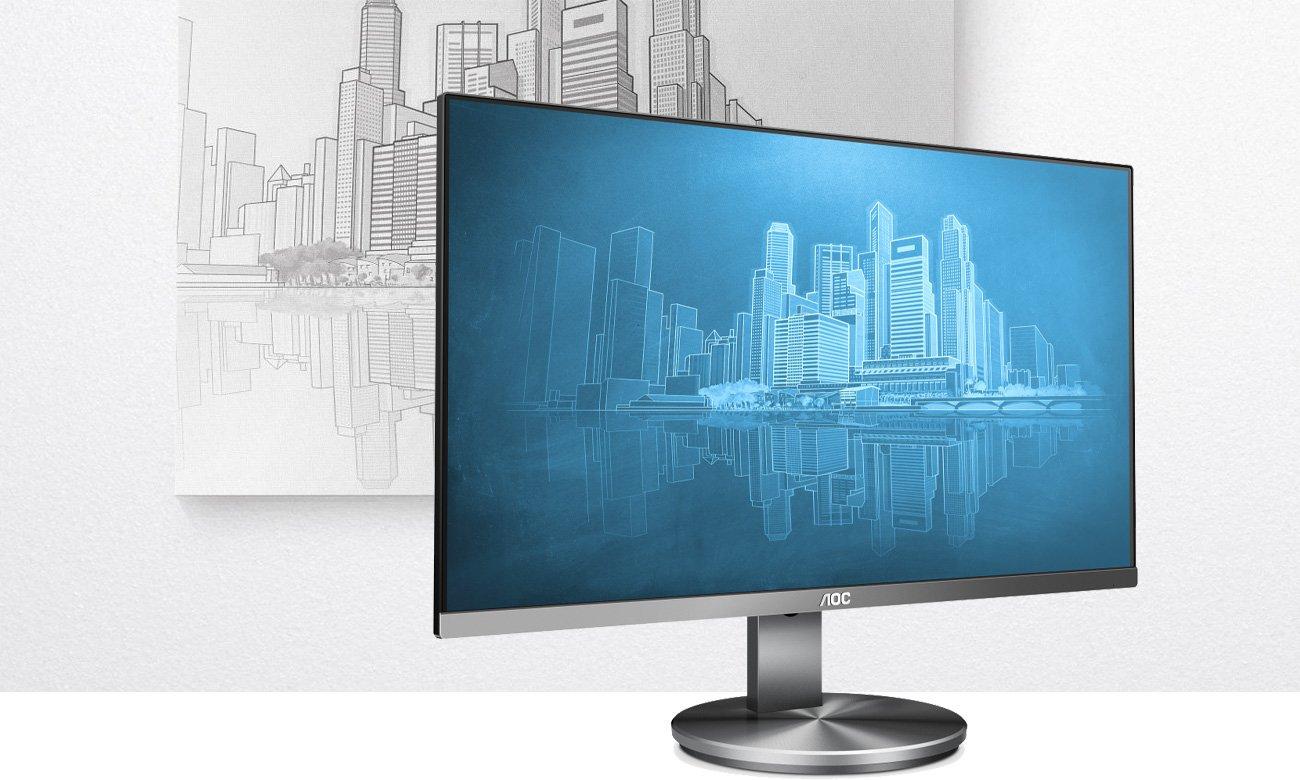 Monitor do domu i do biura AOC I2490VXQ