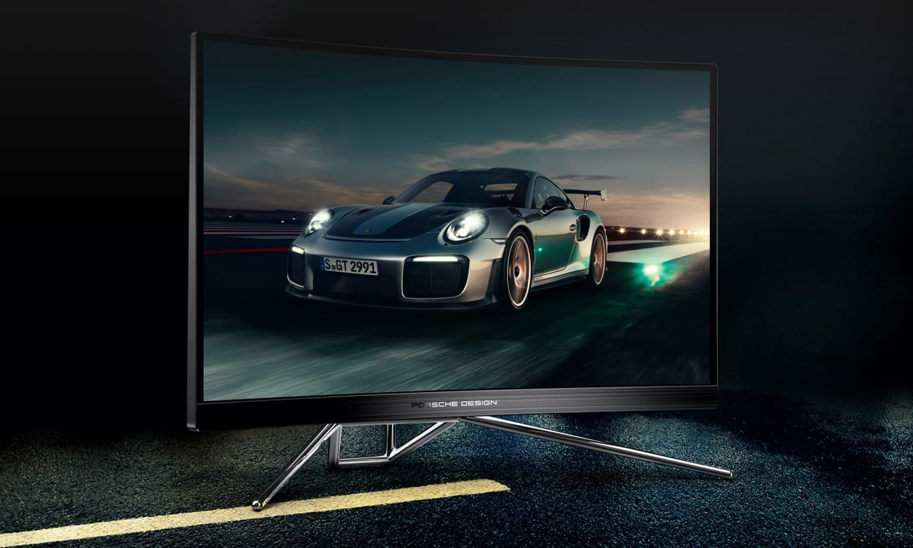 Monitor dla graczy AOC Porsche Design AGON PD27