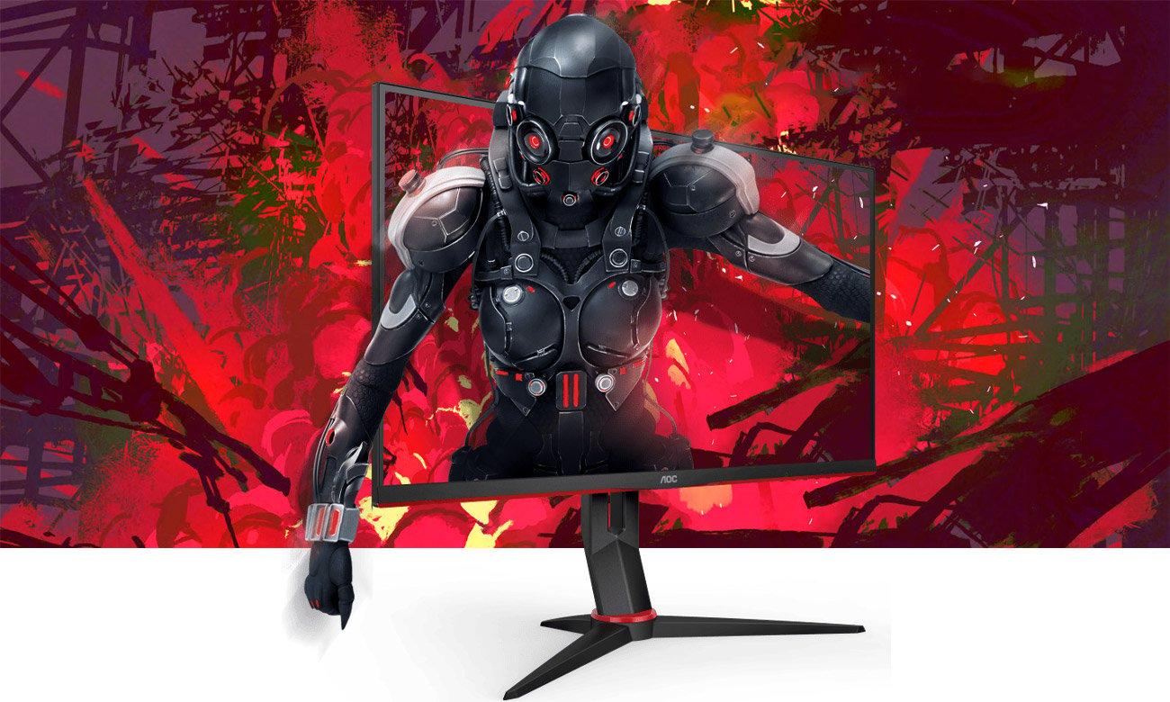 Monitor dla graczy AOC Q27G2U