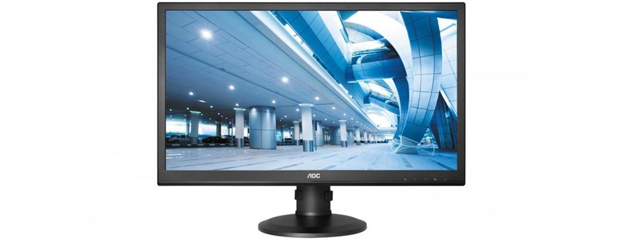 AOC G2460VQ6 czarny głosniki