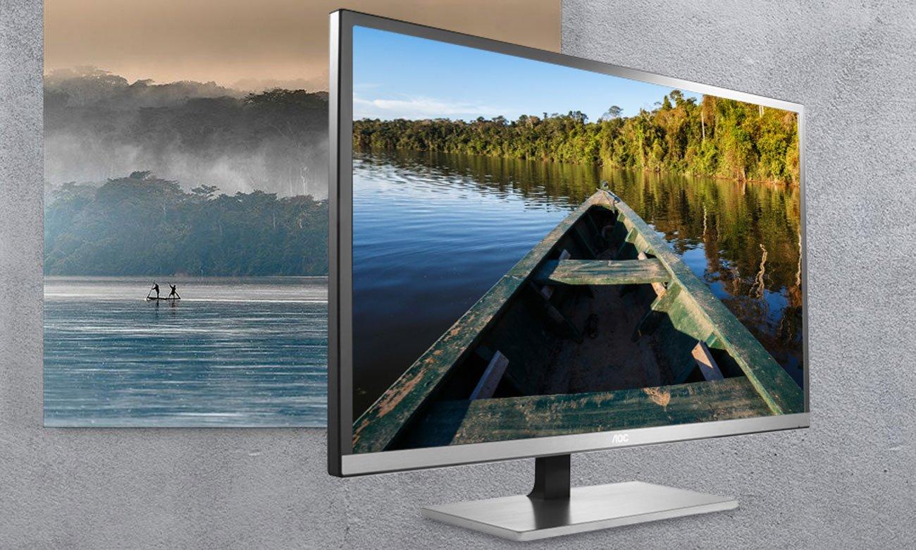 Monitor do domu i do biura AOC U3277FWQ