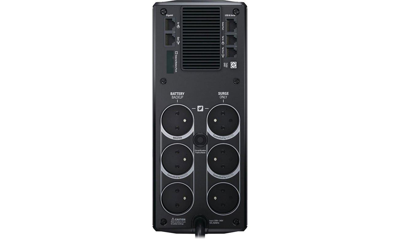APC Back-UPS Pro 1500 BR1500G-FR