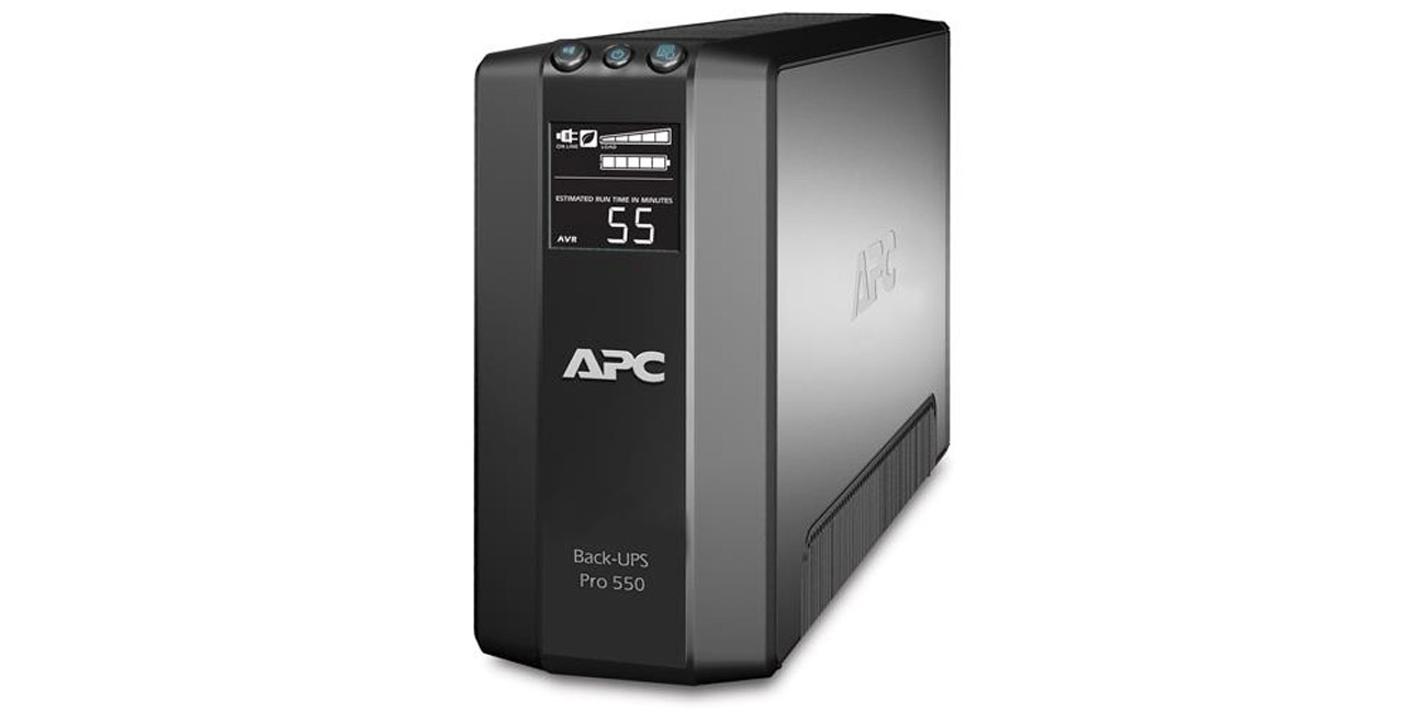 APC Back-UPS Pro 550 cechy