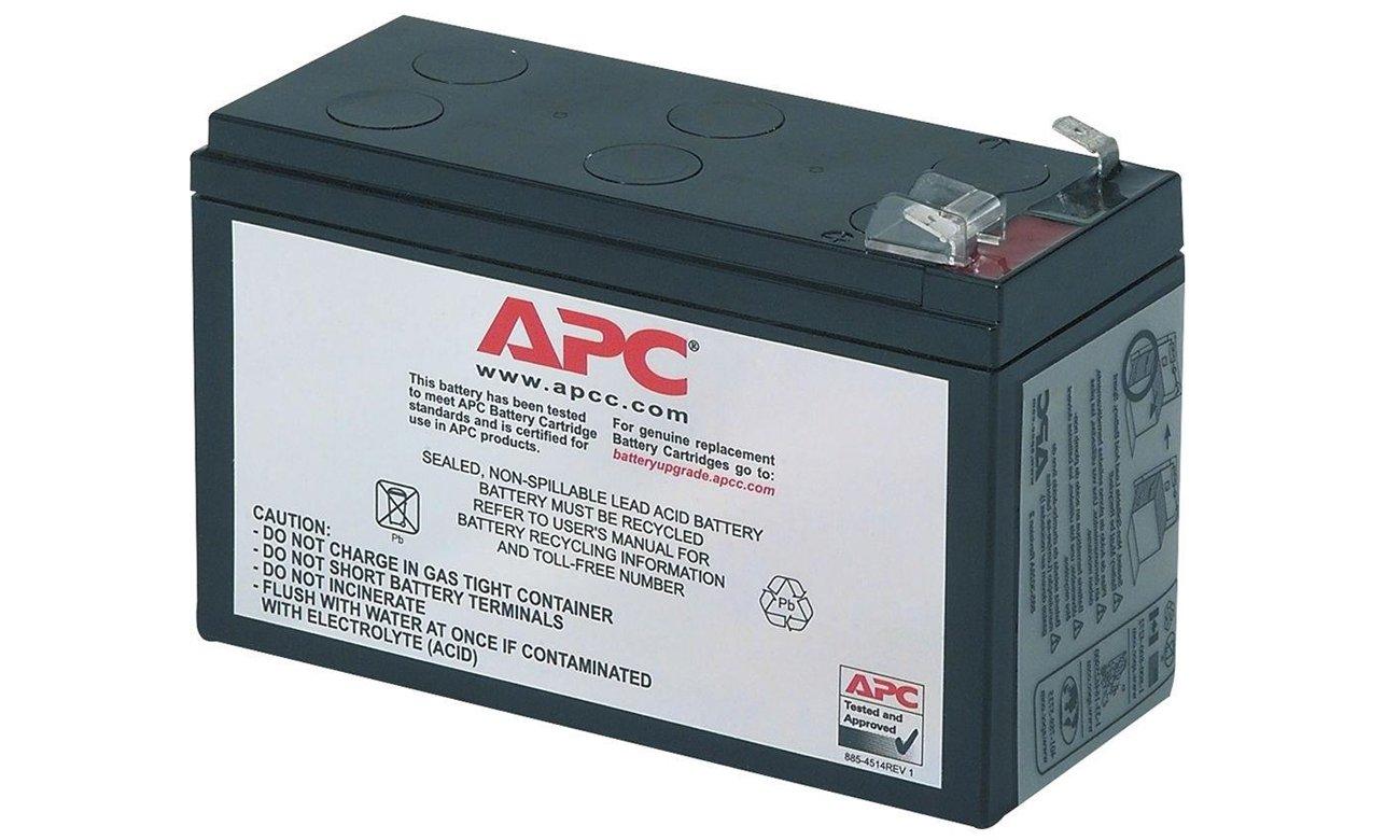 Zamienna kaseta akumulatora RBC17