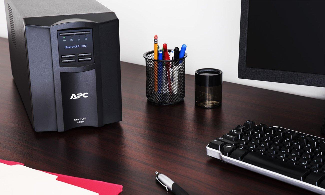 Zasilacz awaryjny APC Smart-UPS 1000VA/600W
