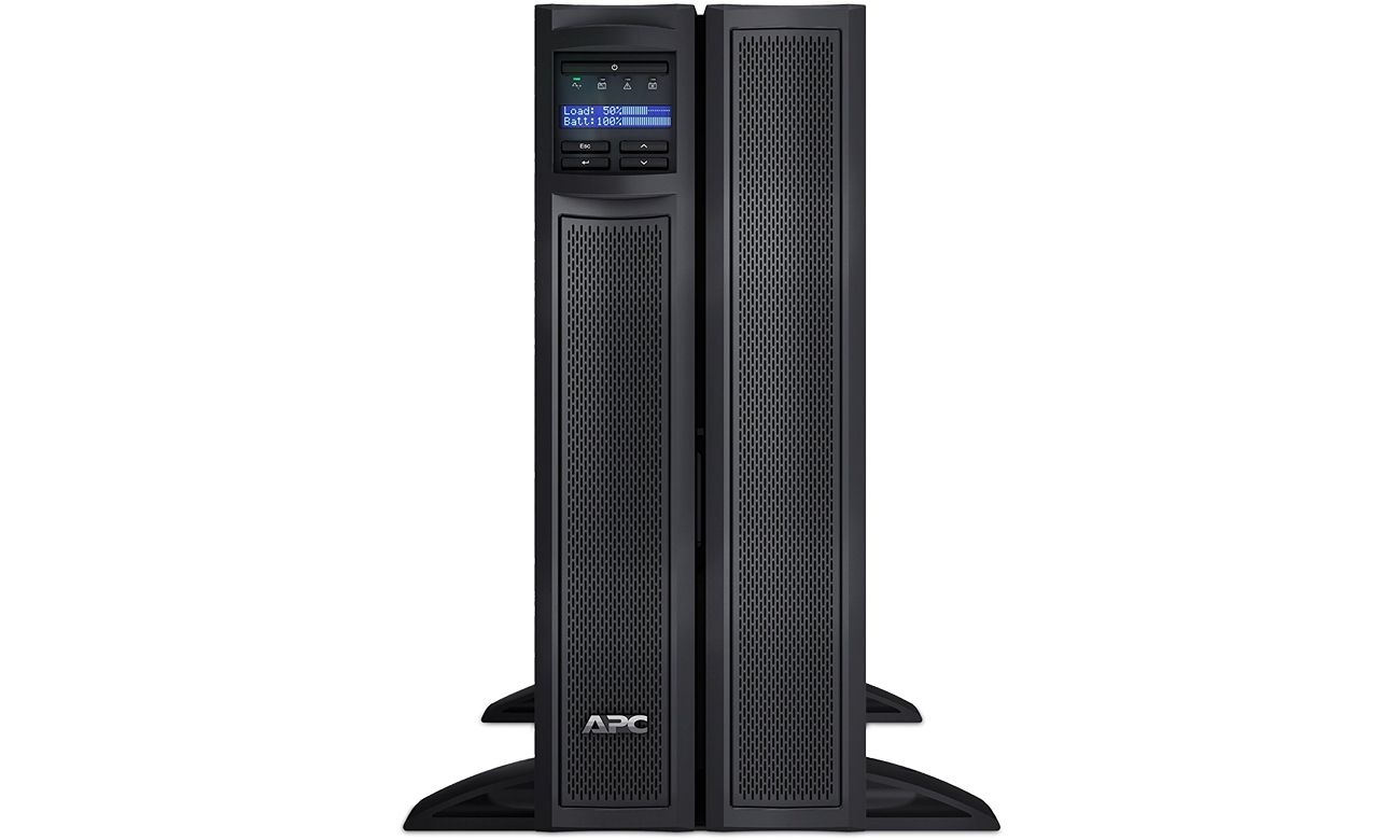 APC Smart-UPS X 2200VA Rack/Tower LCD 200-240V