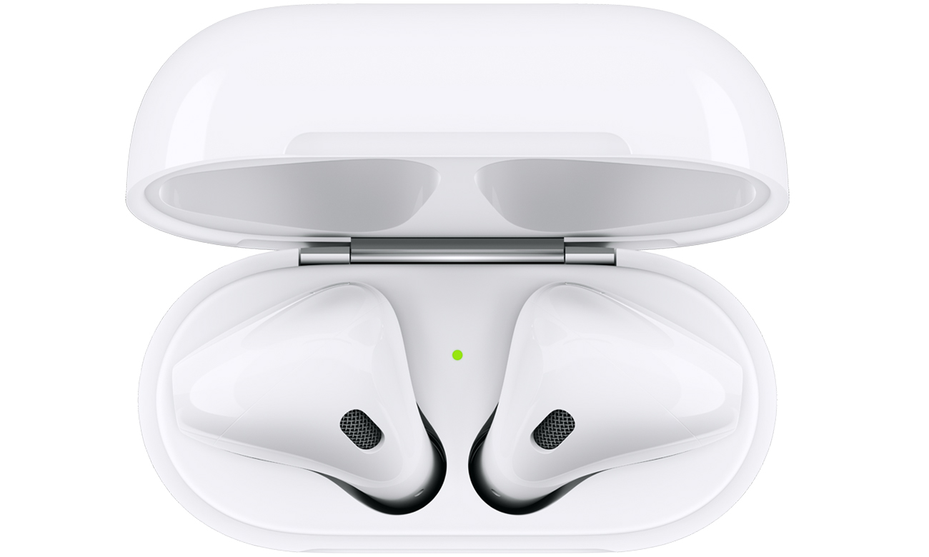 AirPods i środowisko Apple