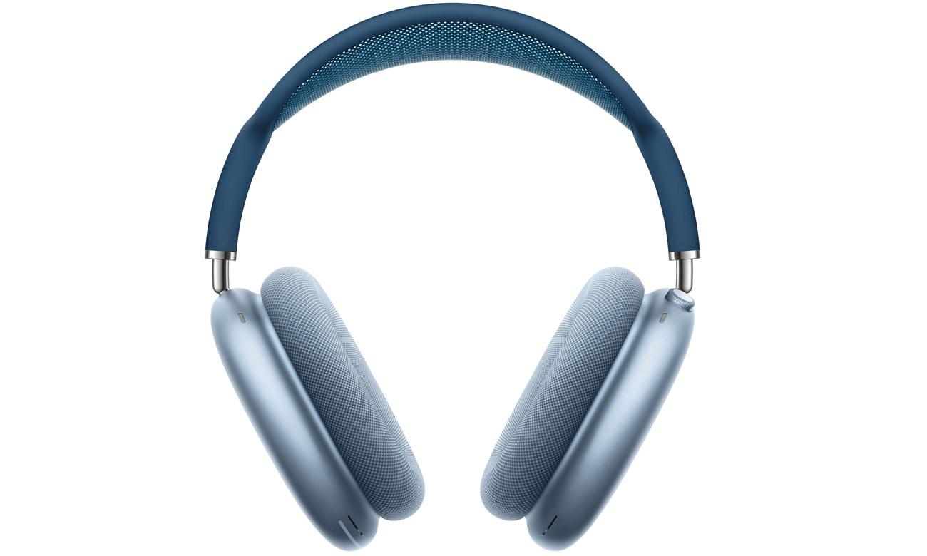 Słuchawki Apple AirPods Max Błękitne