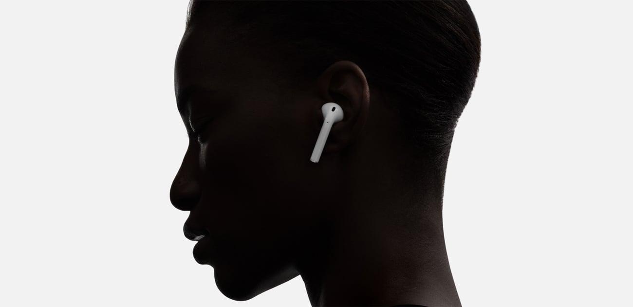 Apple AirPods technologia bezprzewodowa