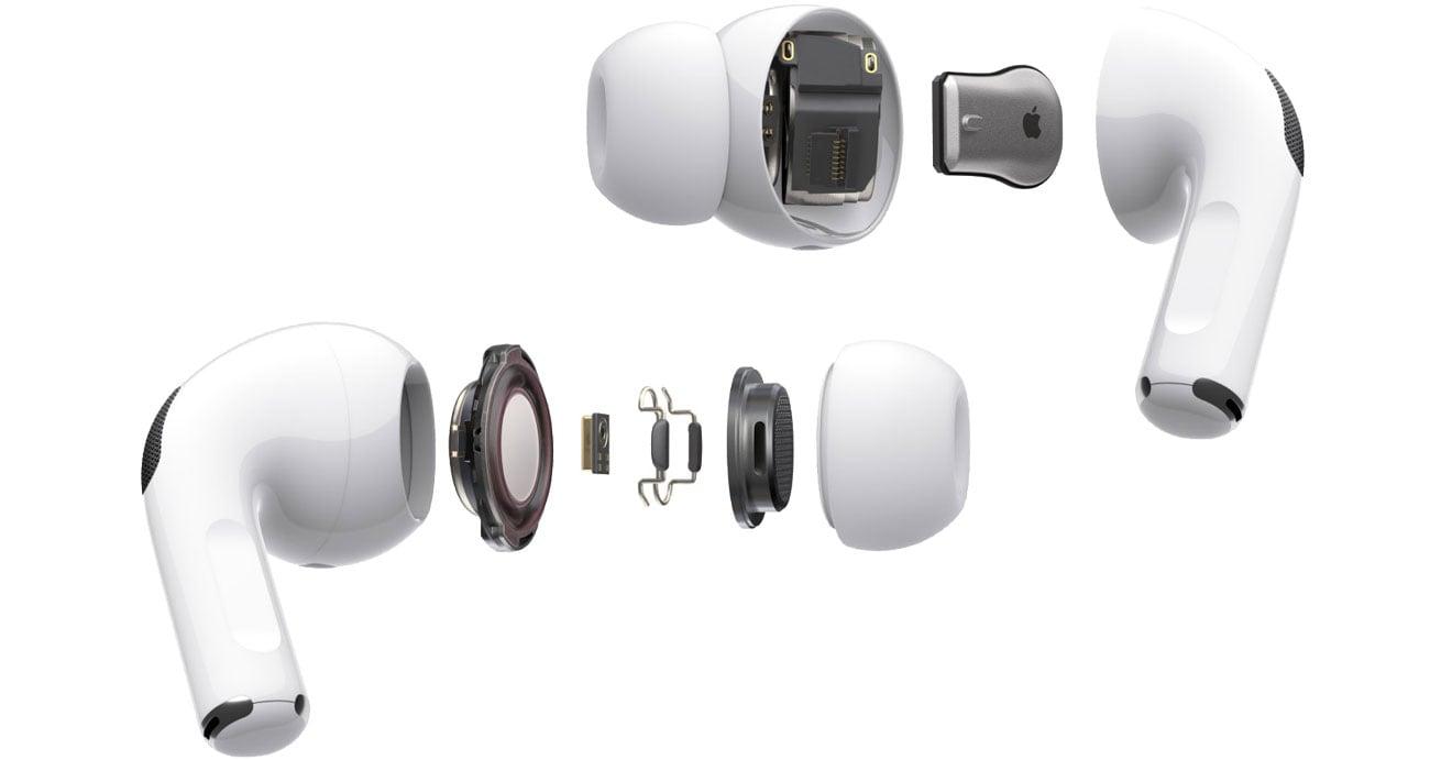 Apple AirPods Pro - Technologia