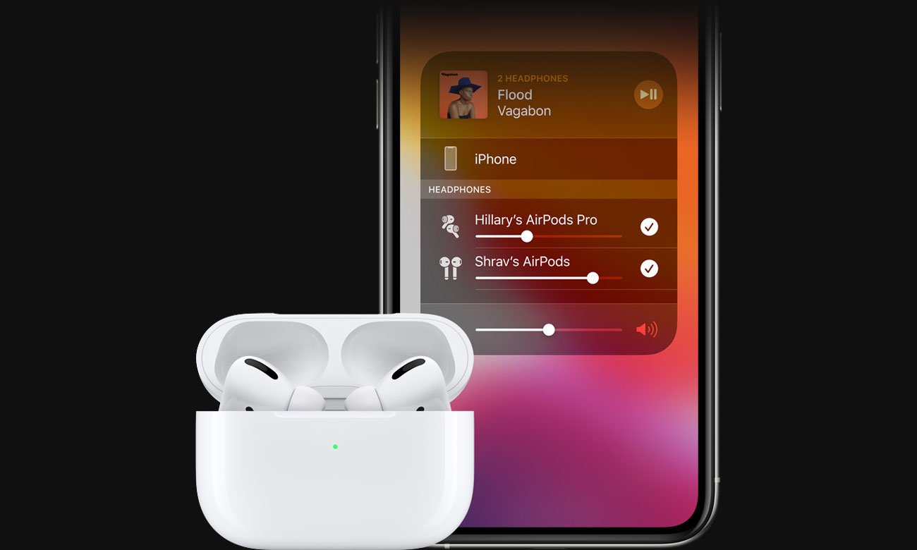 Apple AirPods Pro - Wygoda