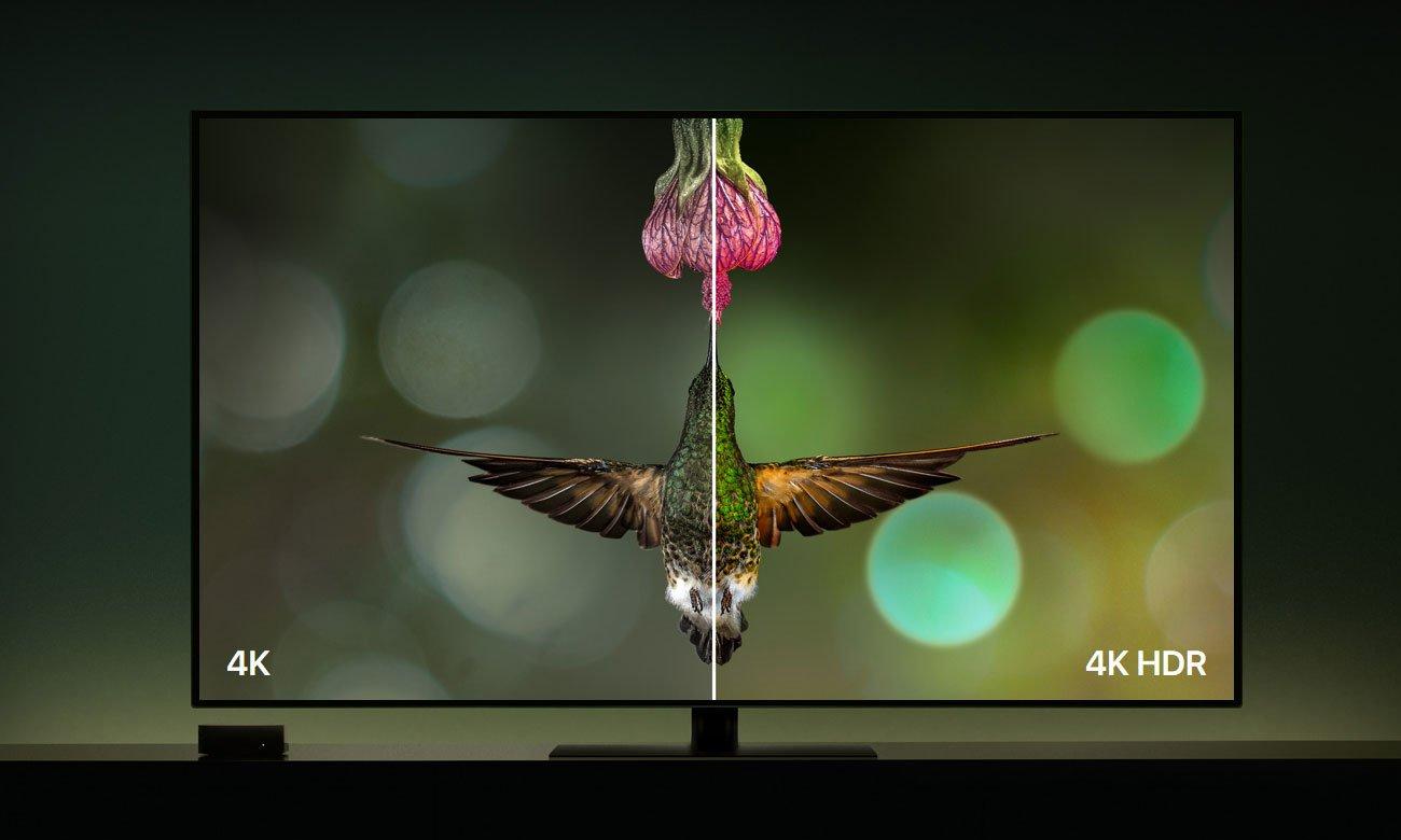 Apple TV 4K 64 GB Rozdzielczość 4K