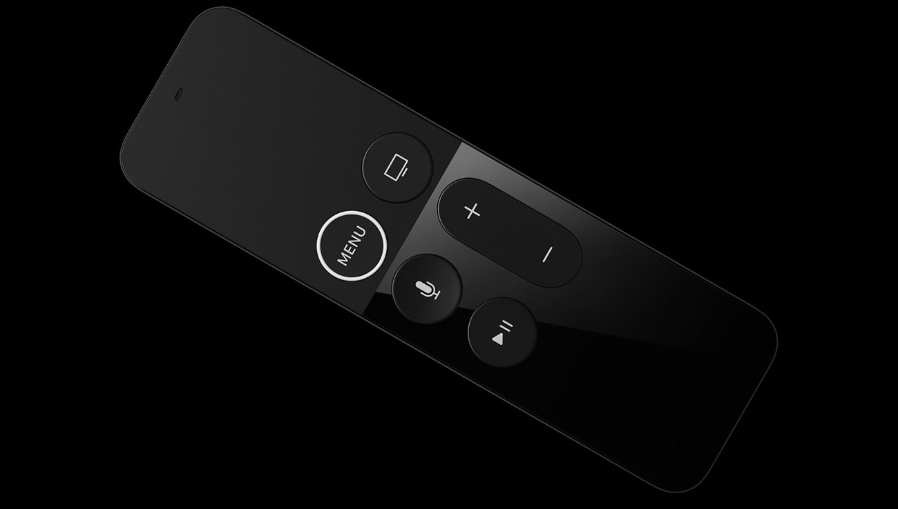 Apple TV 4K 64 GB Pilot TV Remote