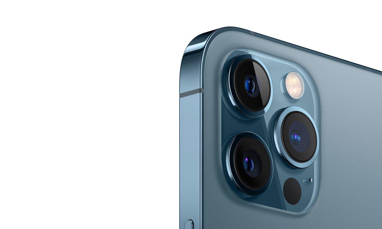 Obiektywy iPhone 12 Pro Max