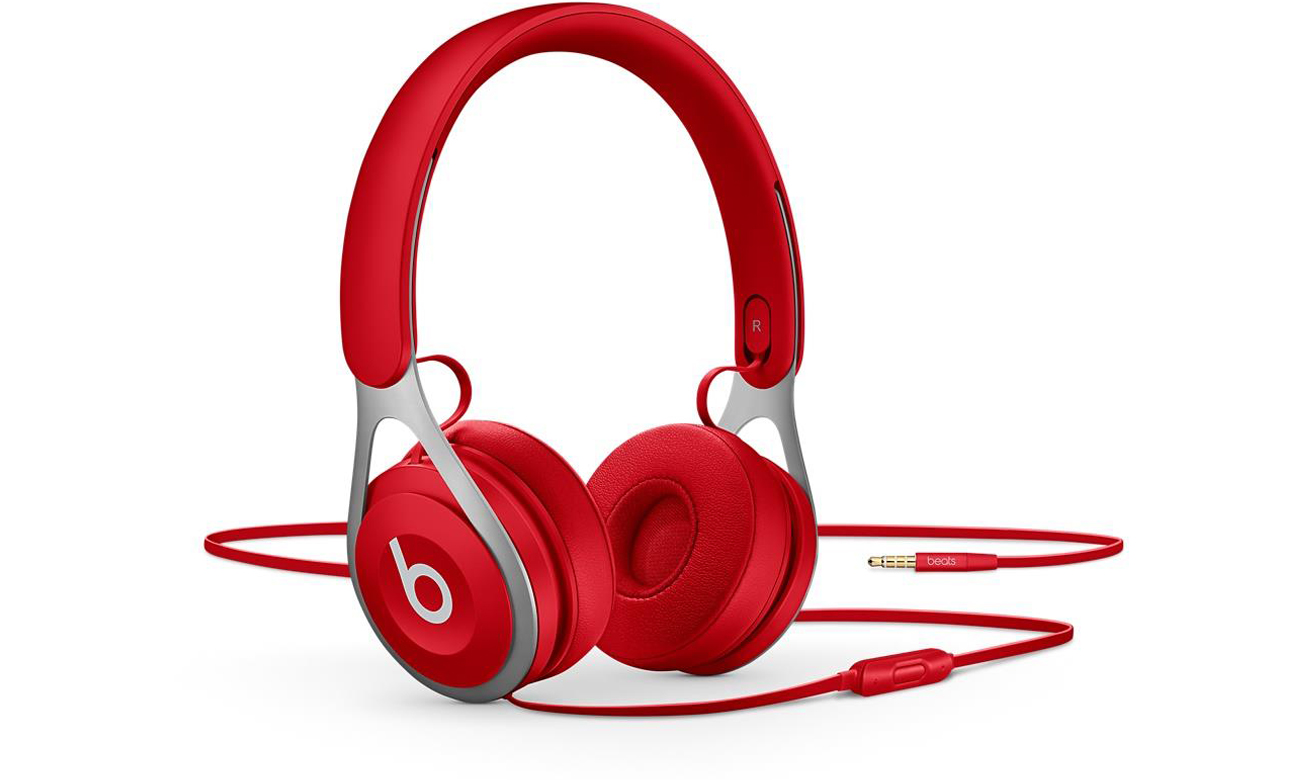 Słuchawki Apple Beats EP On-Ear Czerwone