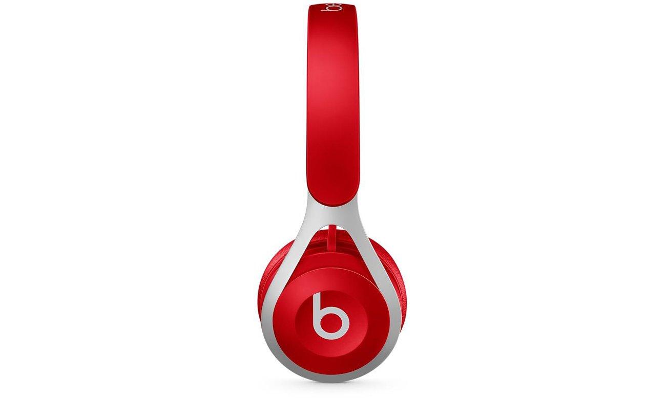 Słuchawki Apple Beats EP On-Ear Czerwone Wyjątkowa trwałość
