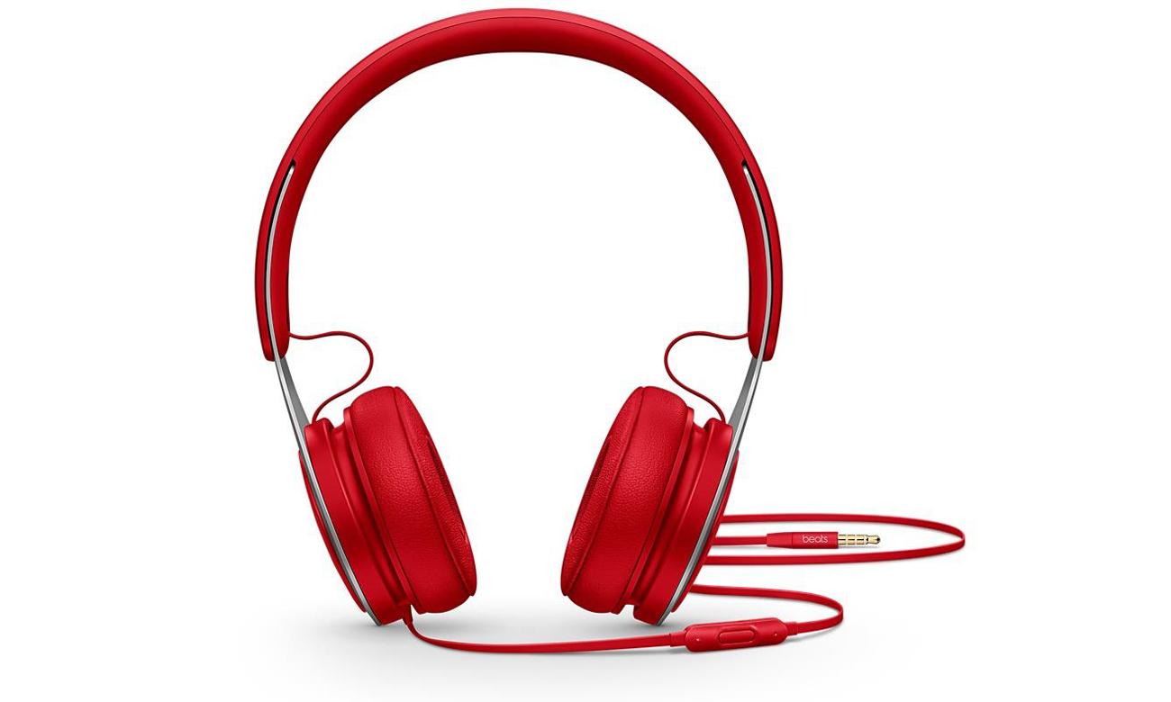 Słuchawki Apple Beats EP On-Ear Czerwone Zawsze w ruchu