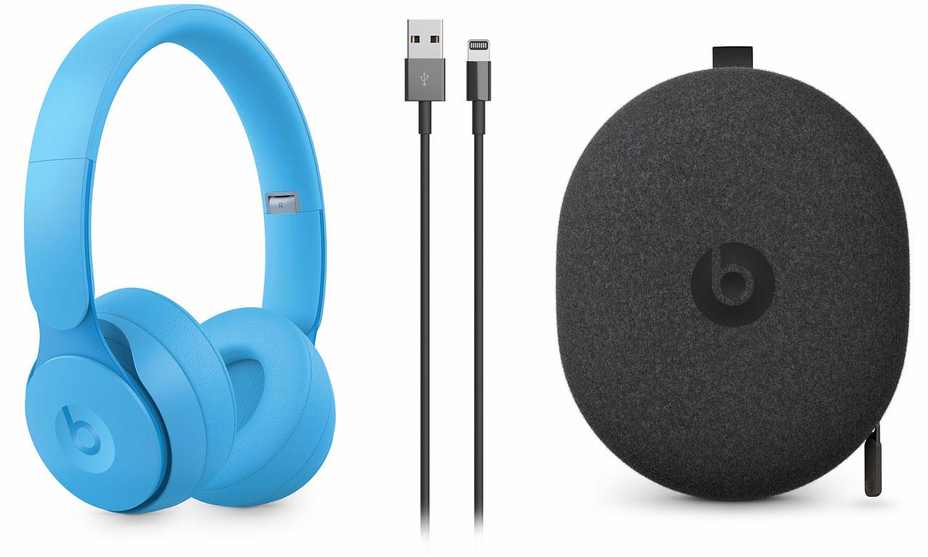 Słuchawki Apple Beats Solo Pro Wireless Jasnoniebieskie