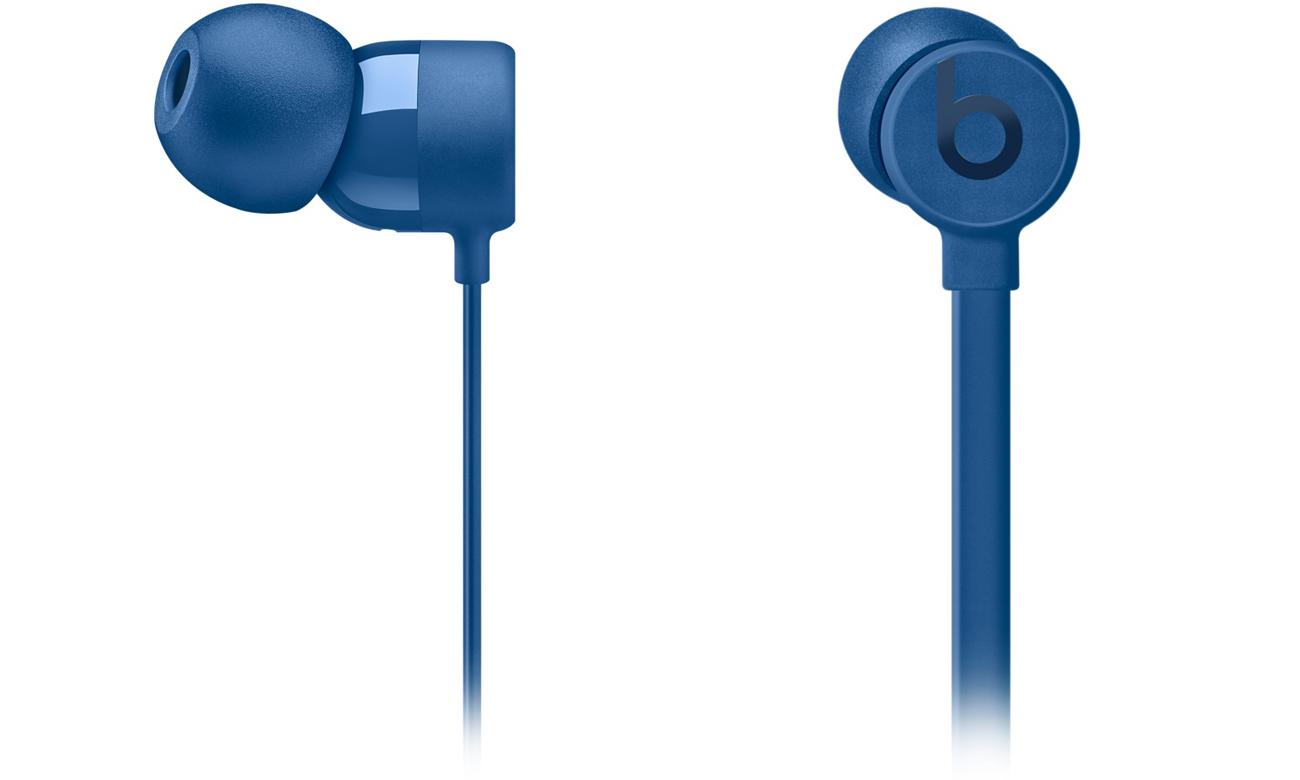 Słuchawki Apple BeatsX Niebieskie Noise Isolating