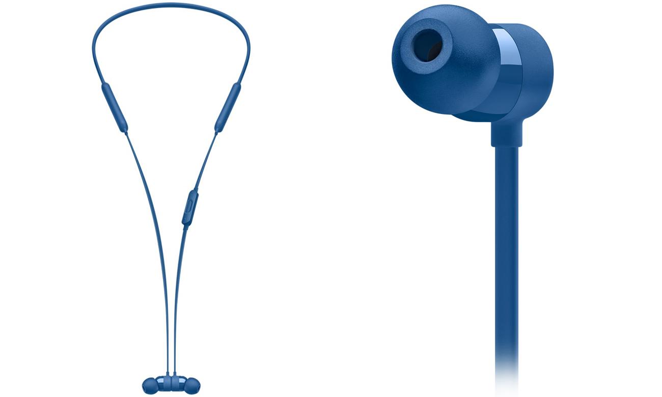 Słuchawki Apple BeatsX Niebieskie Maksymalny komfort