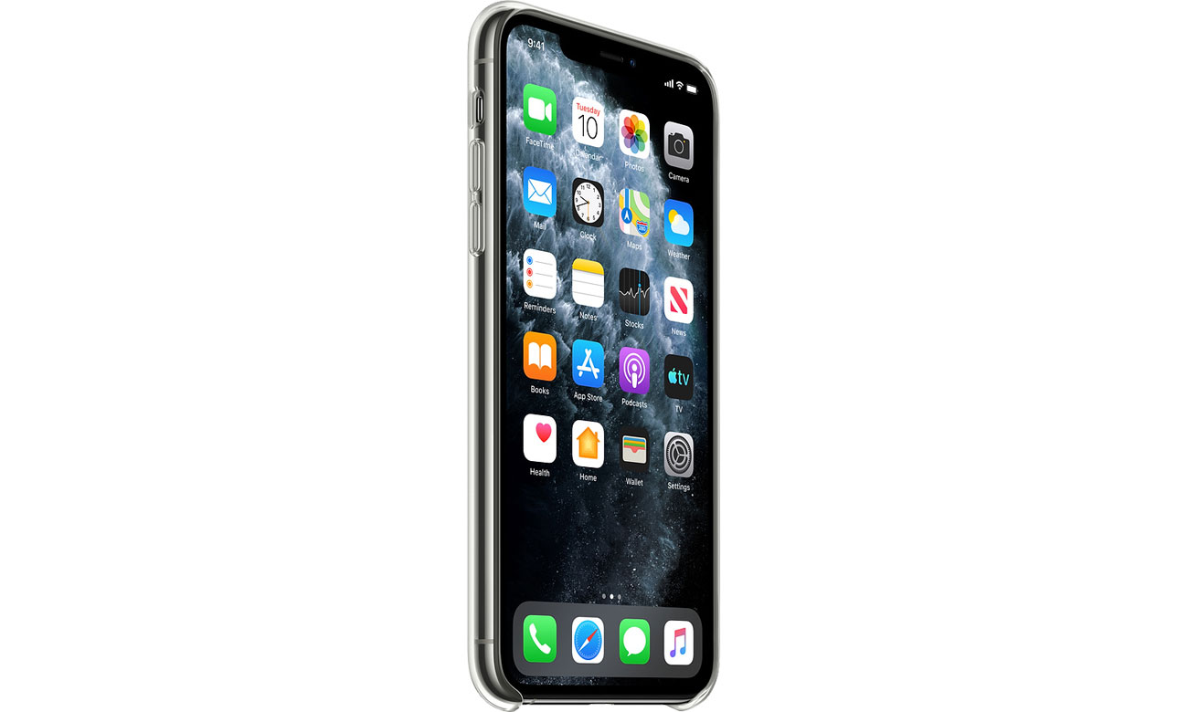 Apple Clear Case do iPhone 11 Pro Max