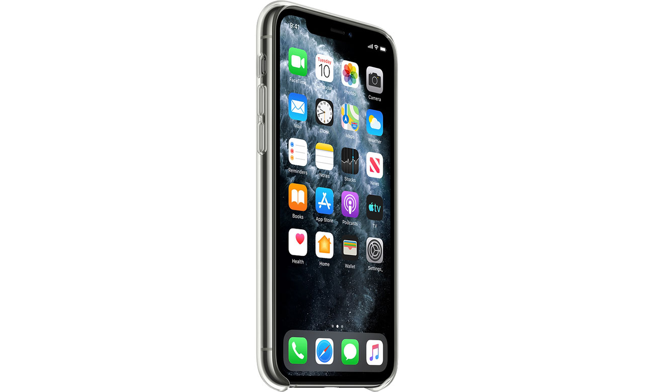 Apple Clear Case do iPhone 11 Pro
