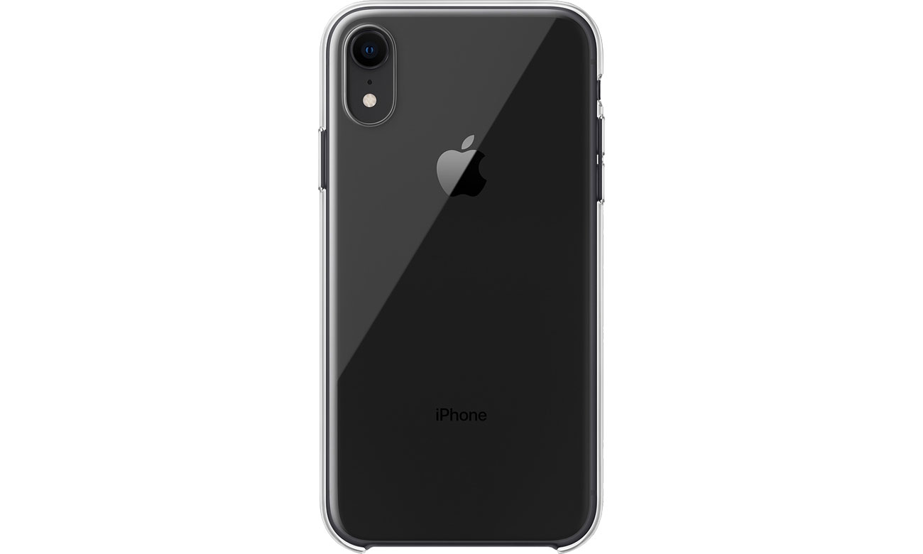 Etui Apple Clear Case do iPhone XR MRW62ZM/A