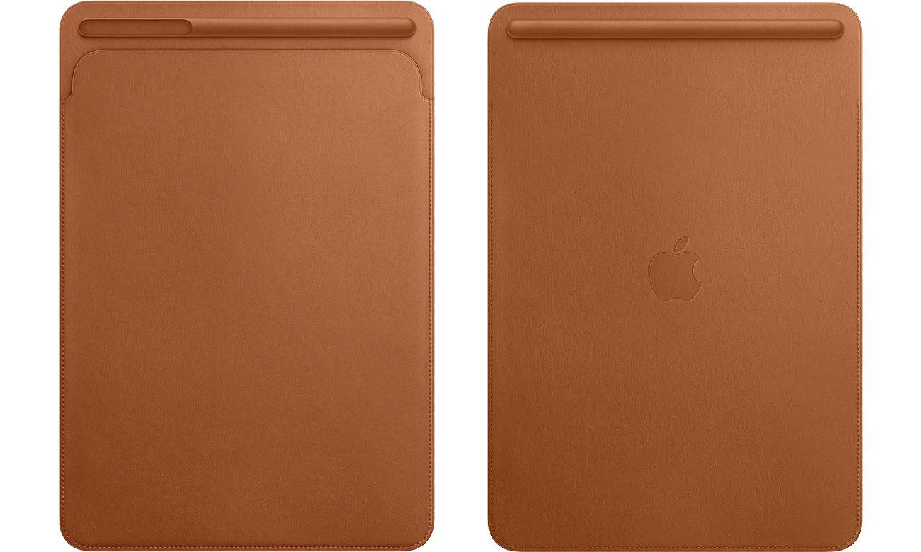 Etui na tablet Apple Leather Sleeve do iPad Pro 10.5'' Saddle Brown MPU12ZM/A