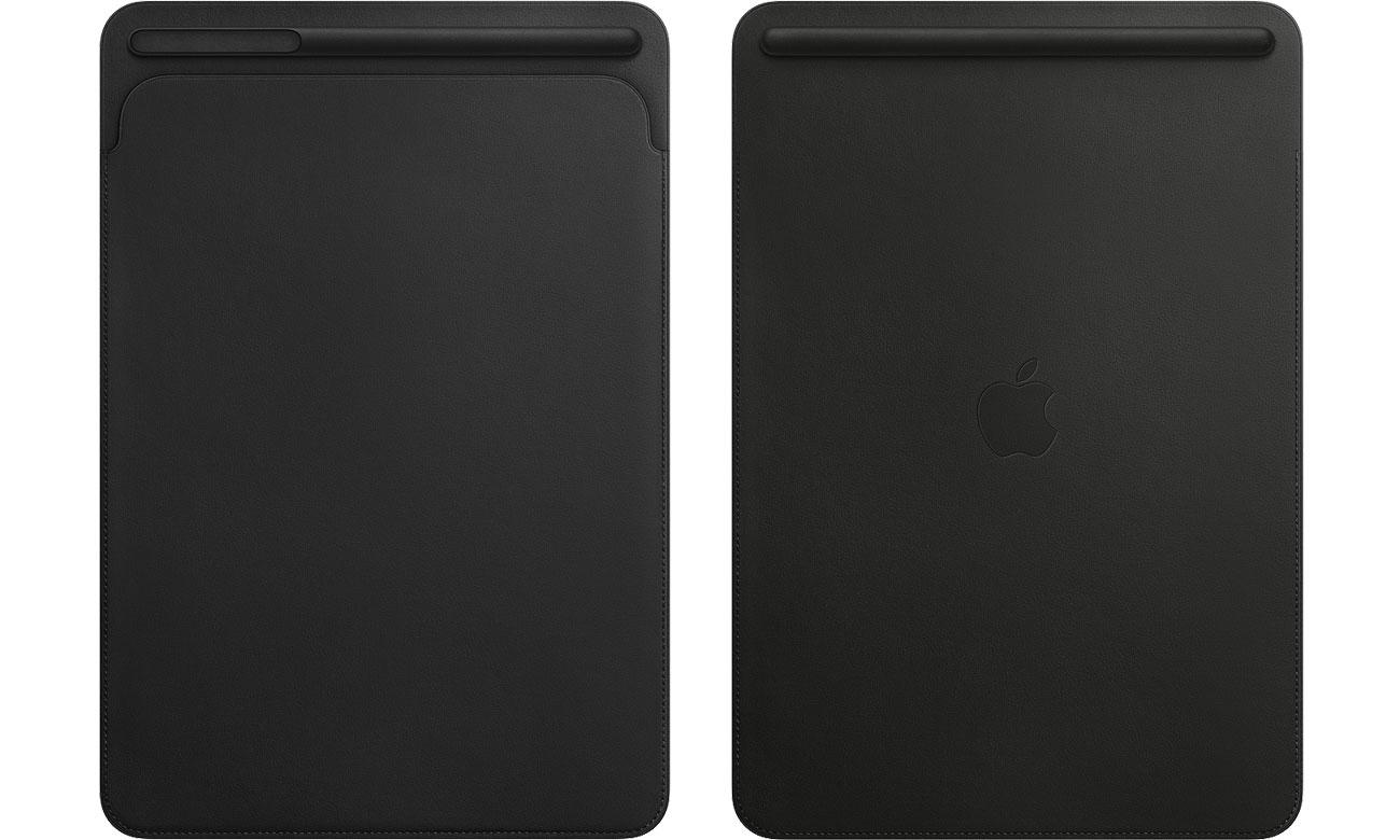Etui na tablet Apple Leather Sleeve do iPad Pro 10.5'' Black MPU62ZM/A
