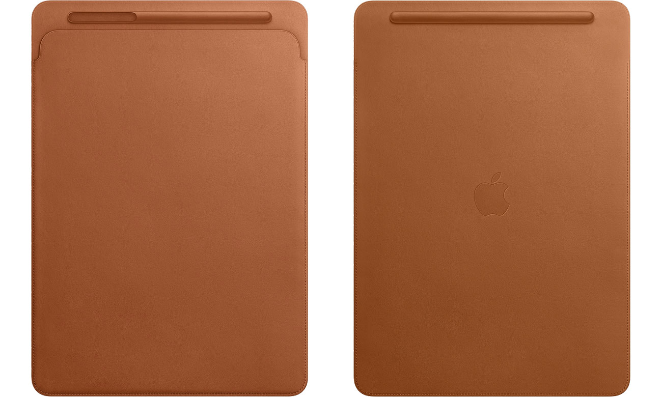 Etui na tablet Apple Leather Sleeve do iPad Pro 12.9'' Saddle Brown MQ0Q2ZM/A
