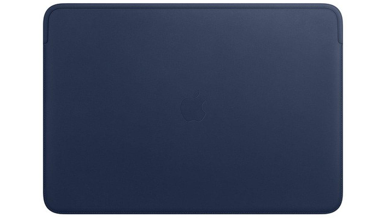 Etui Leather Sleeve do MacBook Pro 13'' Midnight Blue