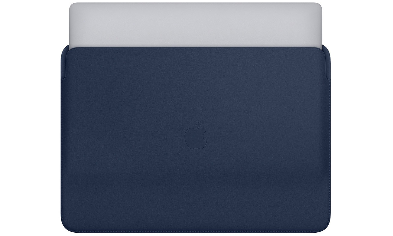 Etui Leather Sleeve do MacBook Pro 13'' Saddle Brown