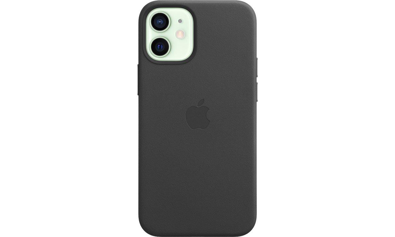 Apple Skórzane etui iPhone 12 mini czarne MHKA3ZM/A