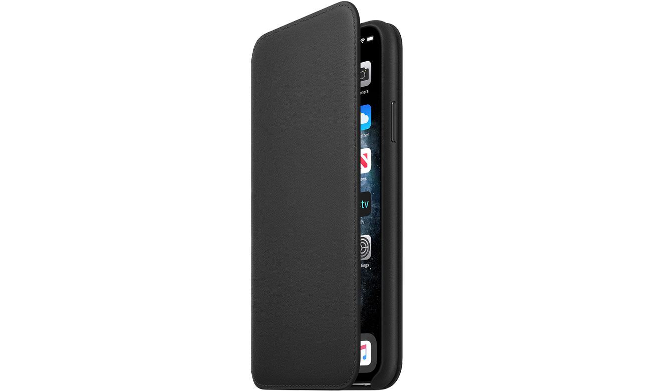 Apple Leather Folio do iPhone 11 Pro Max Black MX082ZM/A